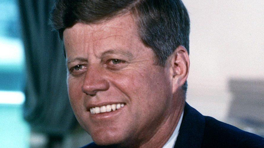 ジョン・F・ケネディ「正義の道を示した勇気ある大統領」