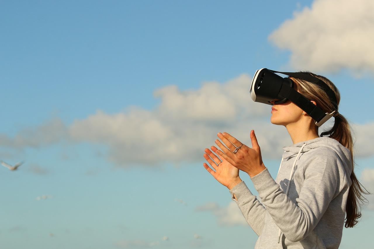 いまさら聞けない「VR、AR」って何?