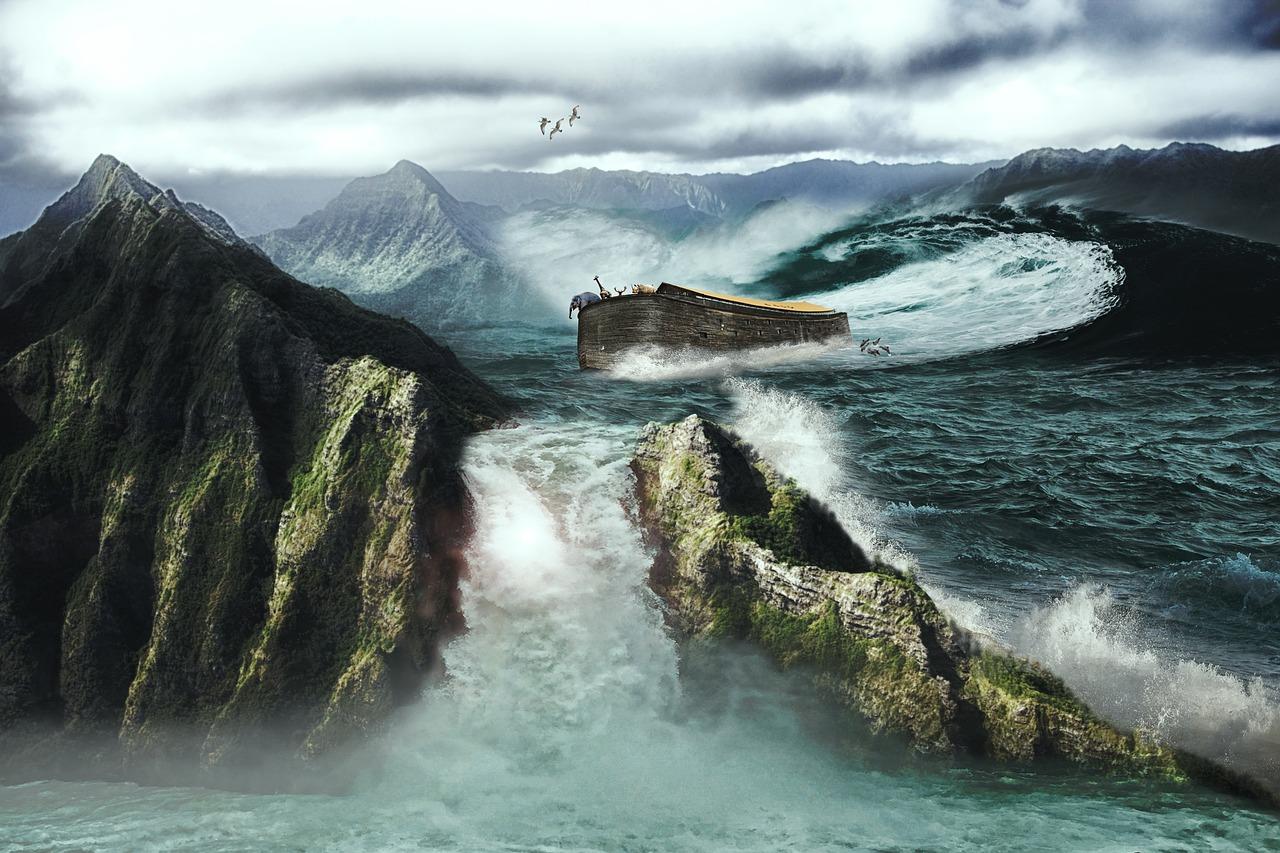 ノアの方舟伝説 ノアの方舟伝説が本当に伝えたいこと